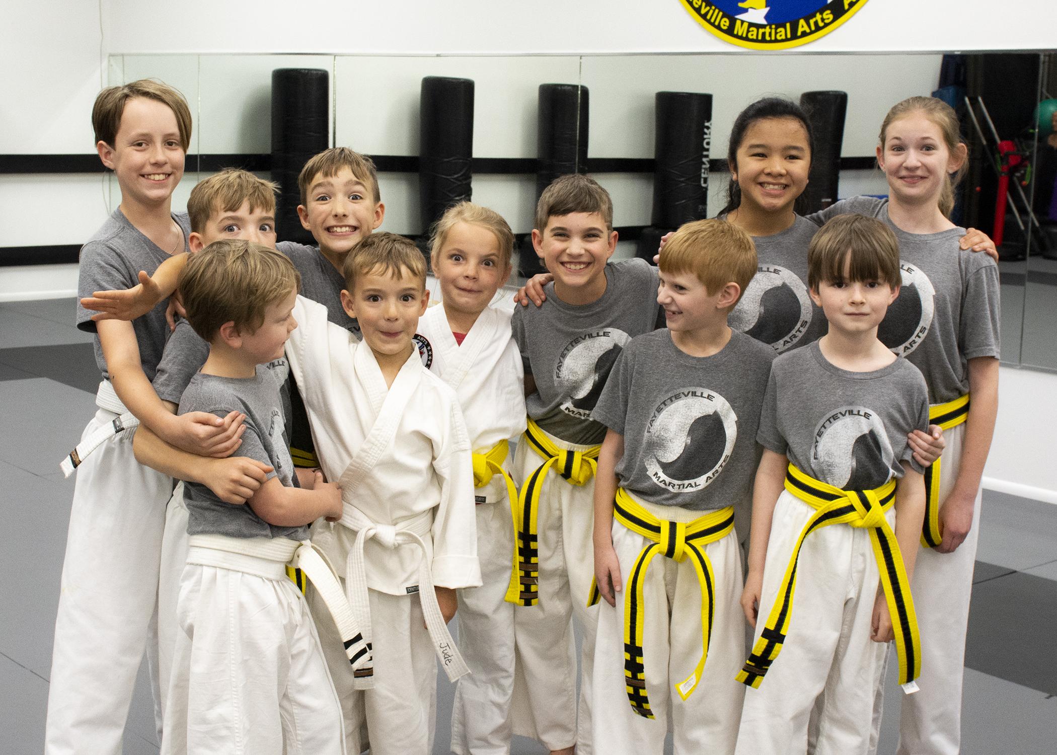 Homeschool Martial Arts