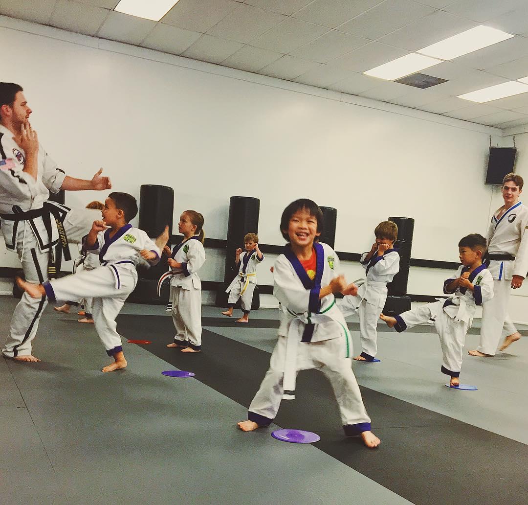 Kids Preschool Taekwondo